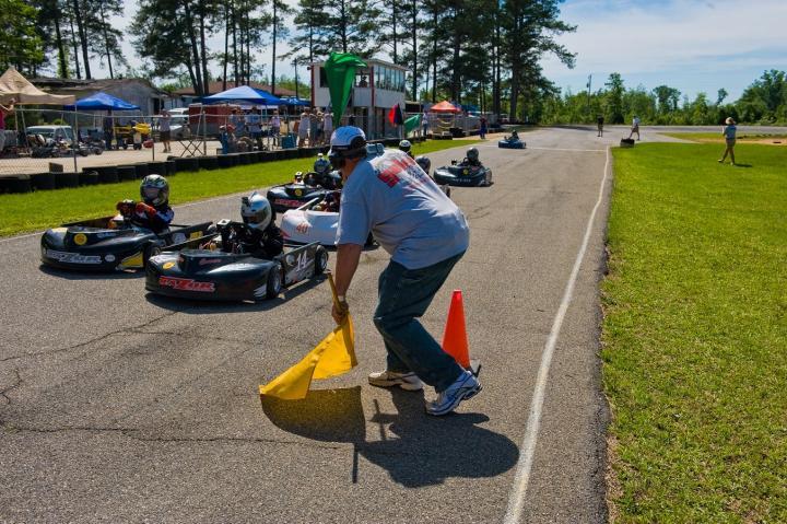 KartPulse - Lamar County Speedway